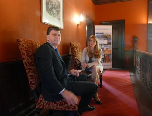 Entrevista al Cónsul Argentino en Frankfurt 2016