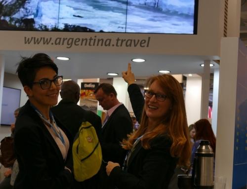 ITB 2016 Rompimiento Glaciar Perito Moreno en vivo
