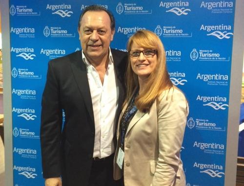 Ministro de Turismo Argentina FITUR 2016