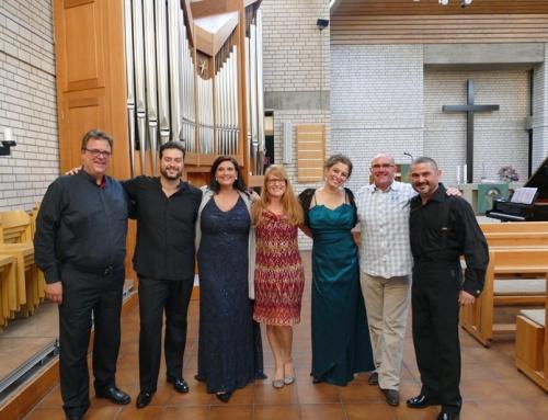 Argentinisches Kammermusikkonzert