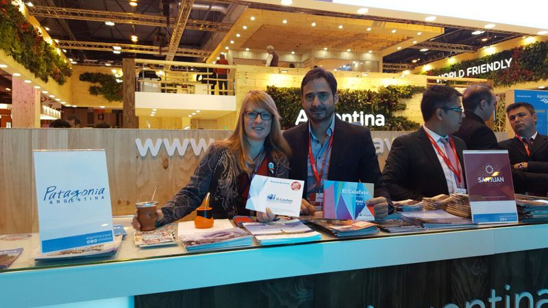 Choosing Argentina. Marketing de destino patra Argentina. Irina Domsch de Grassmann