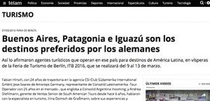 Choosing Argentina. Marketing de destino patra Argentina. Irina Domsch de Grassmann